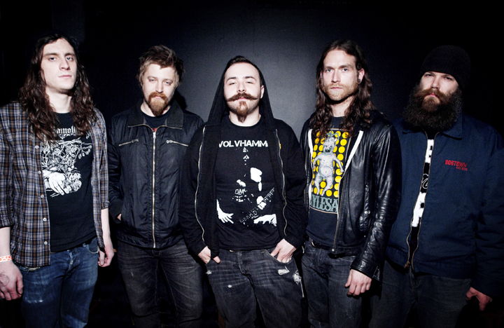 The Atlas Moth Announce U.S. Tour