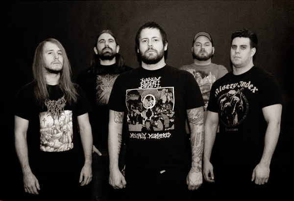 "The Black Dahlia Murder Announce ""The IndieMerch Tour"""