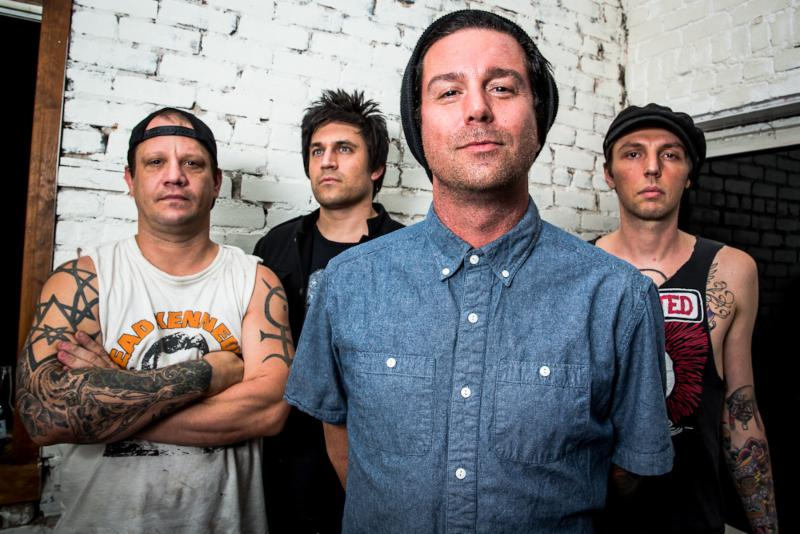 "Unwritten Law Announces ""Love Is The Law Tour"""