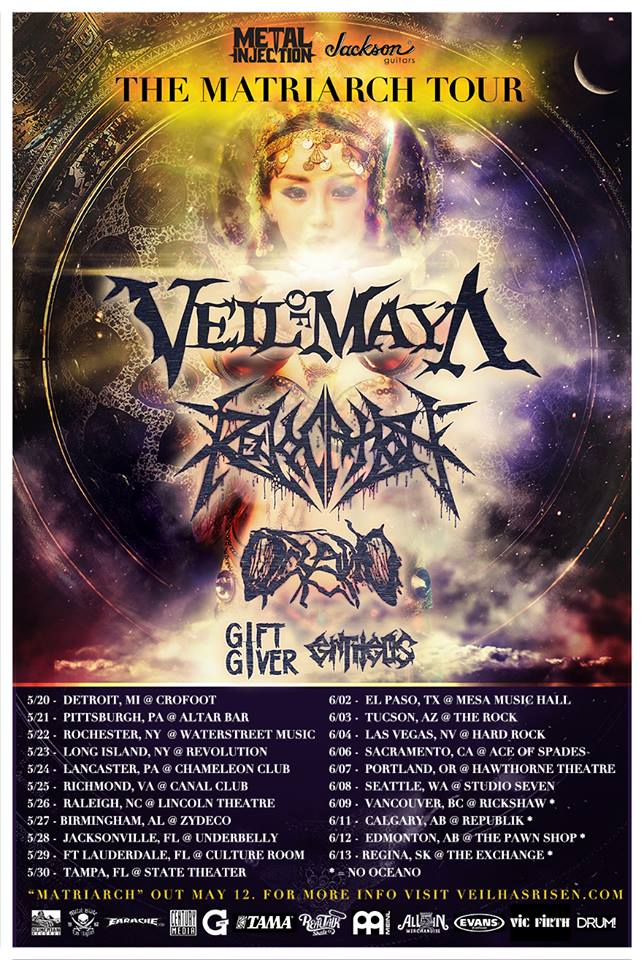 Veil-Of-Maya-The-Matriarch-Tour-poster