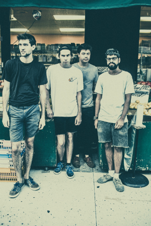 Big Ups Announce North American Summer Tour