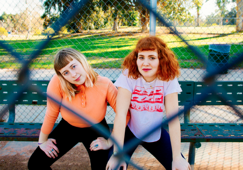 Girlpool Announce North American + European Tours