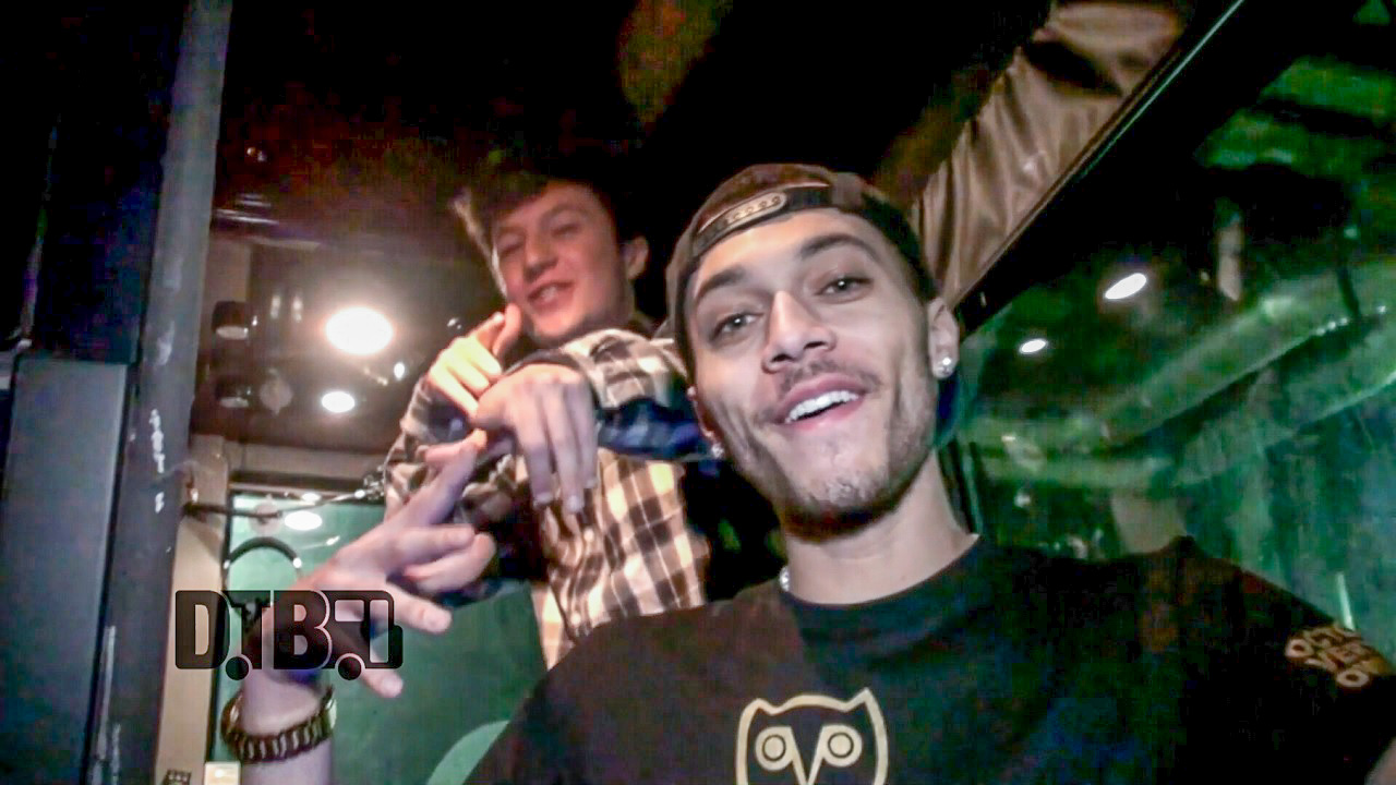 Kalin and Myles – BUS INVADERS Ep. 786 [VIDEO]