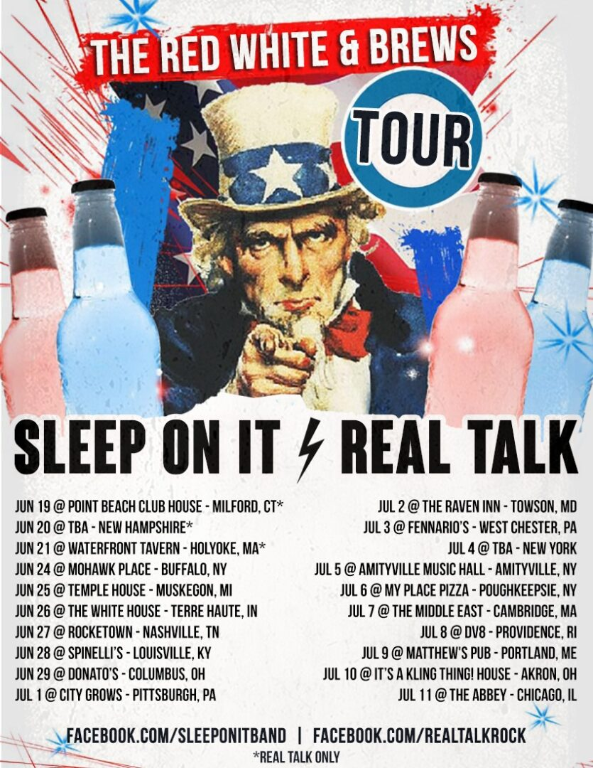 Red White and Brews Tour