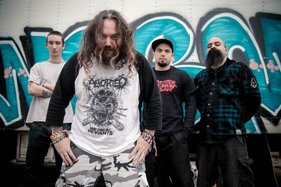 "Soulfly Announces the European ""Maximum Cavalera Tour"""