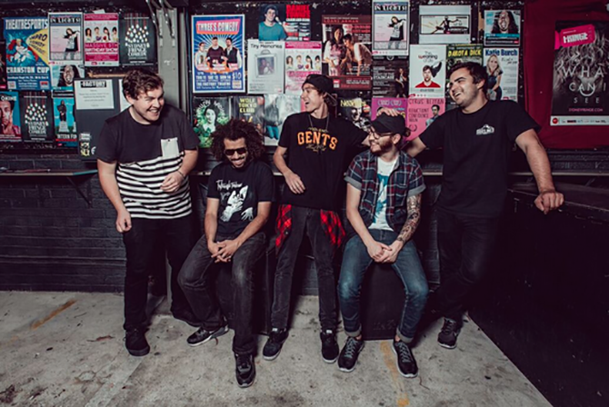 State Champs Announce Co-Headline North American Tour with Neck Deep