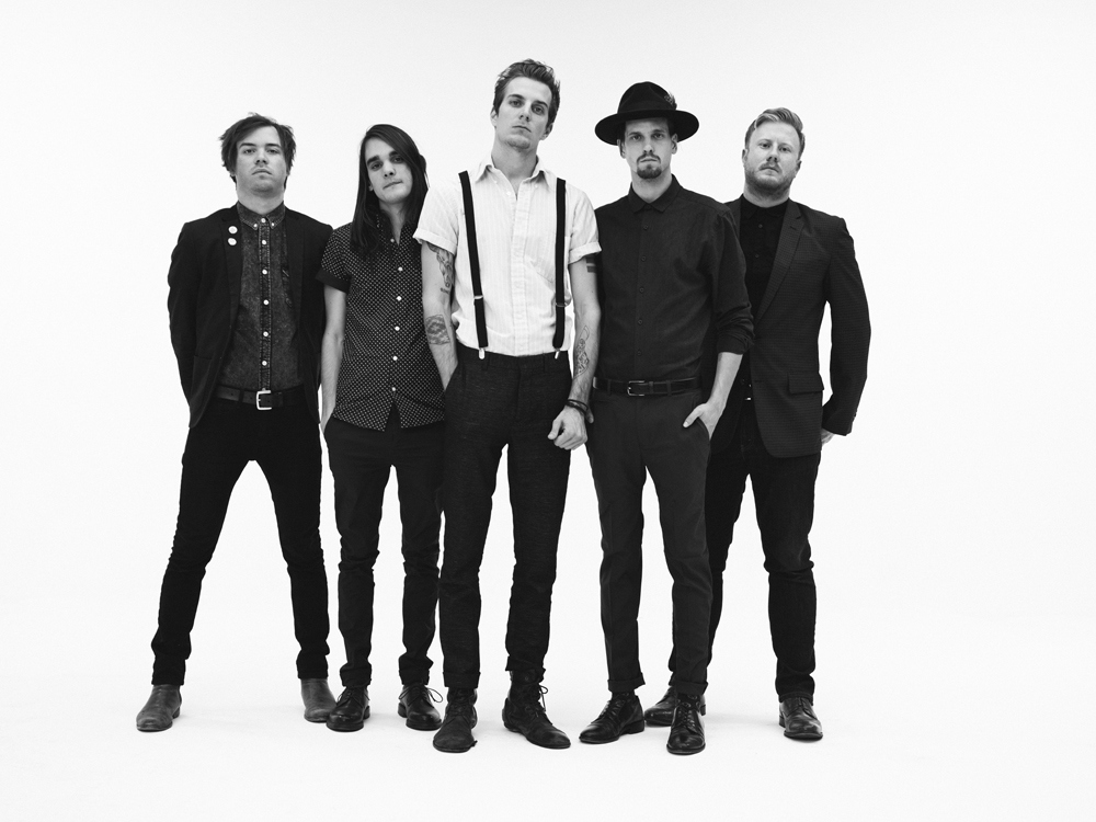 """The Maine's """"The American Candy Spring 2015 Tour"""" – GALLERY"""