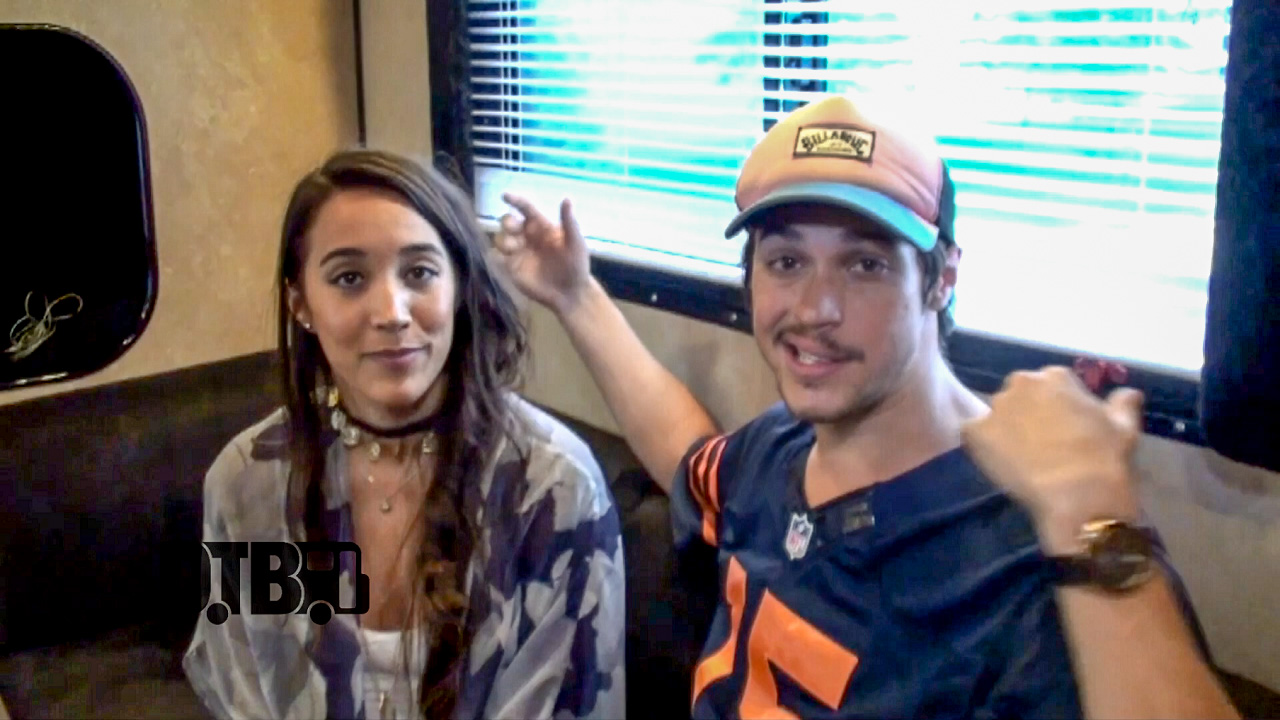 Alex & Sierra (from The X Factor) – DREAM TOUR Ep. 189 [VIDEO]