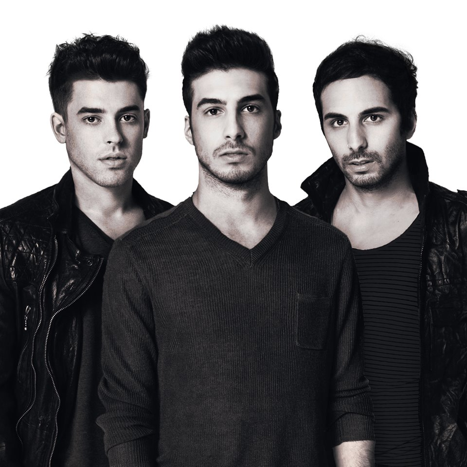 "Cash Cash & Tritonal Announce ""Untouchable Tour"""