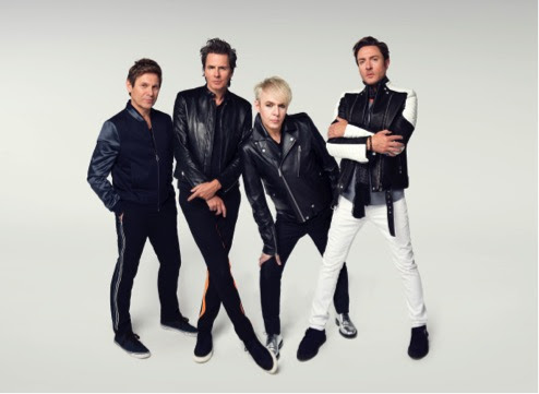 Duran Duran Announces U.S./UK Tour Dates