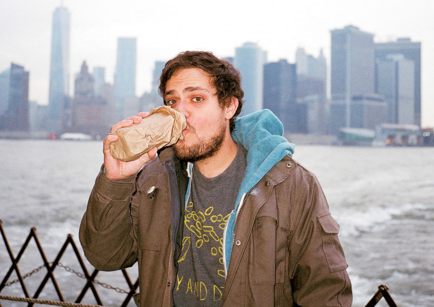 Jeff Rosenstock Announces Co-Headline Tour with Dan Andriano In The Emergency Room
