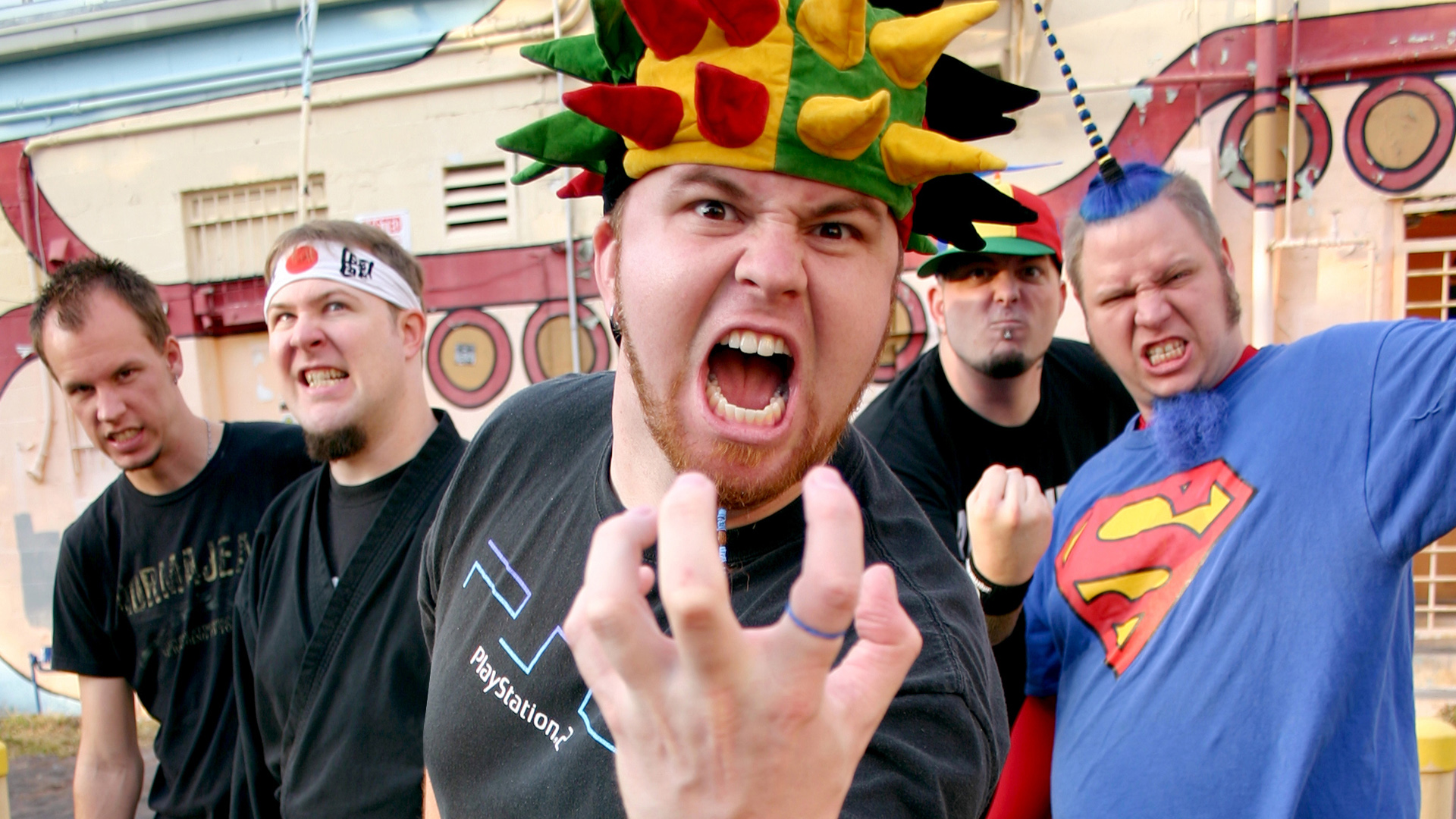 "Psychostick Announces ""The Evil Dumb Tour"""