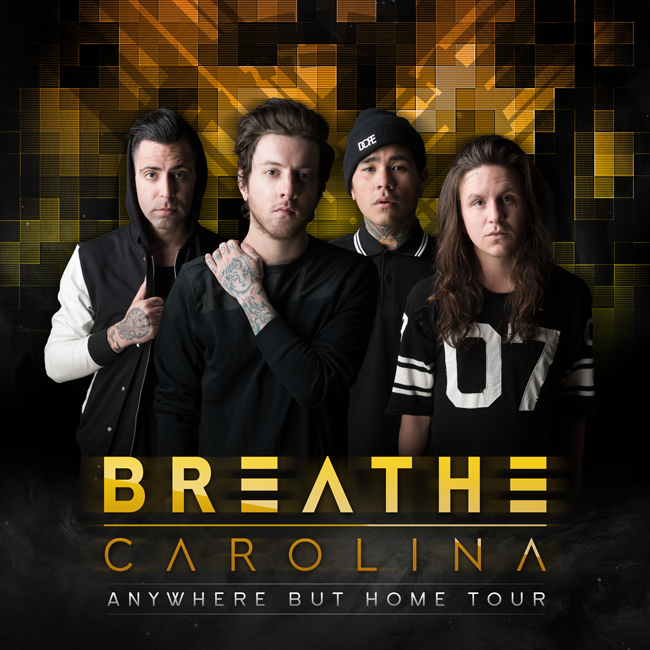 Breathe-Carolina-Anywhere-But-Home-Tour- Poster