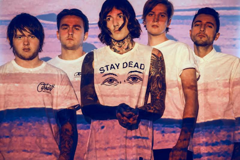 Bring Me The Horizon Add PVRIS to Fall Tour