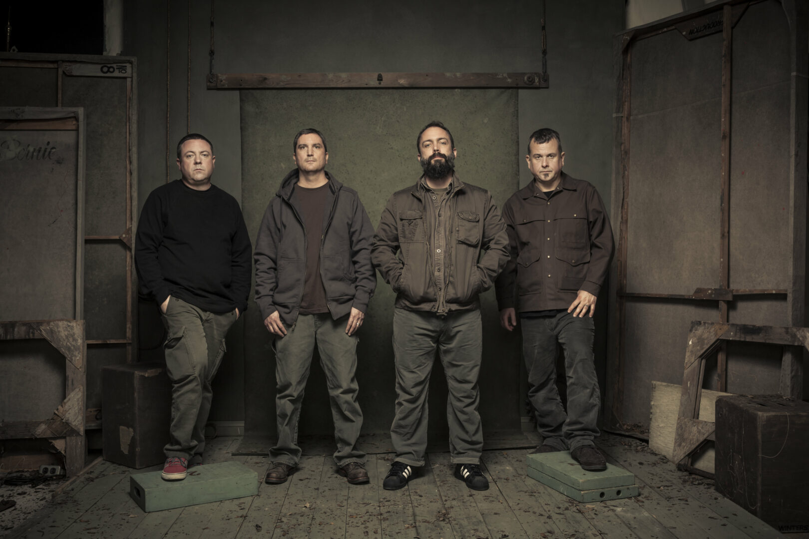 Clutch Announce U.S. Fall Tour + Co-Headline Dates with Mastodon