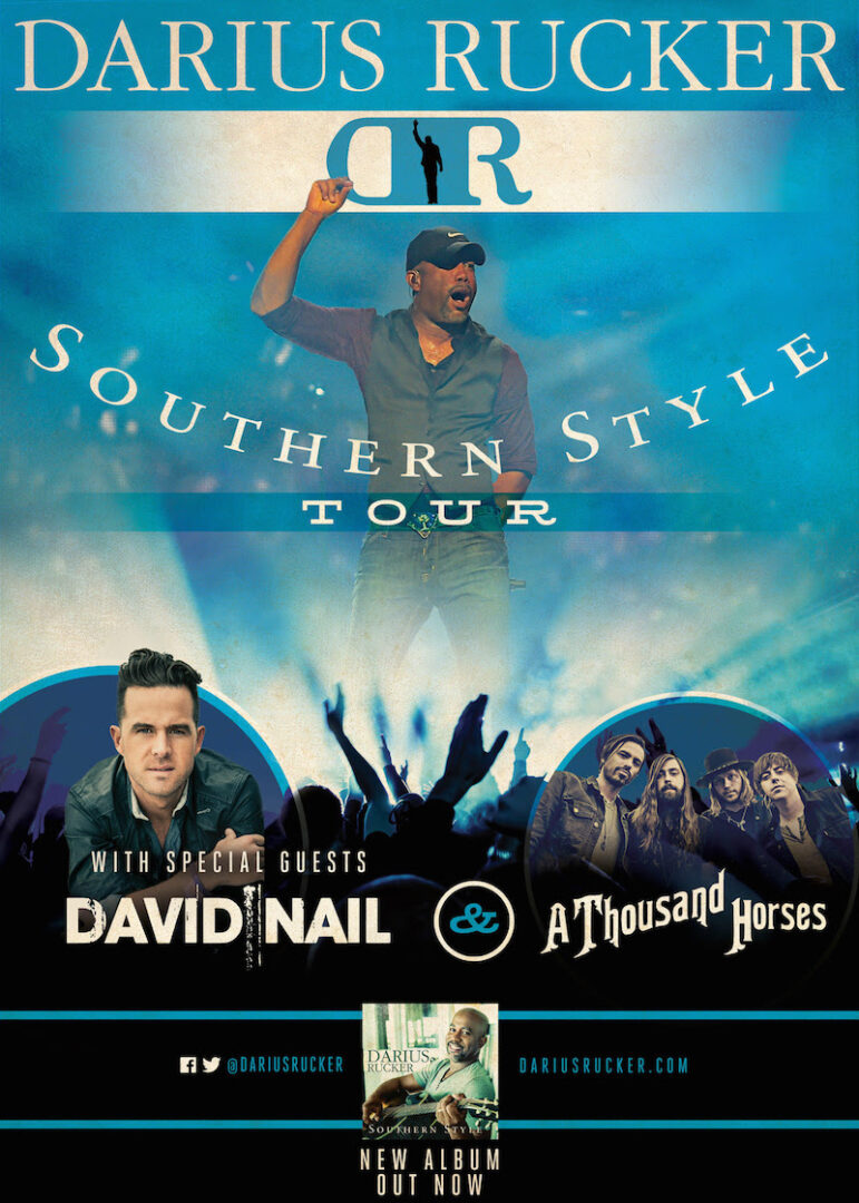 Darius-Rucker-Southern-Style-Tour-poster
