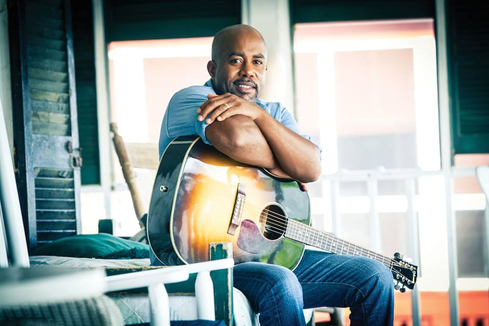 "Darius Rucker Announces ""The Good For a Good Time Tour"""