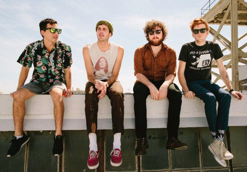 "FIDLAR Announce the ""Too Much Tour"""