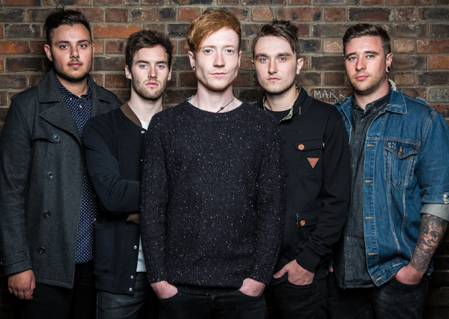 "Mallory Knox Announces the UK ""Homecoming Tour"""
