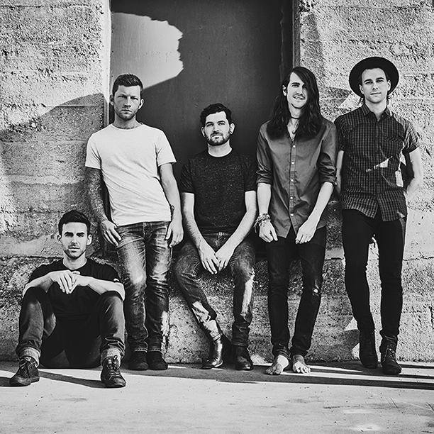 "Mayday Parade Announces ""The American Lines Tour"" with The Maine"