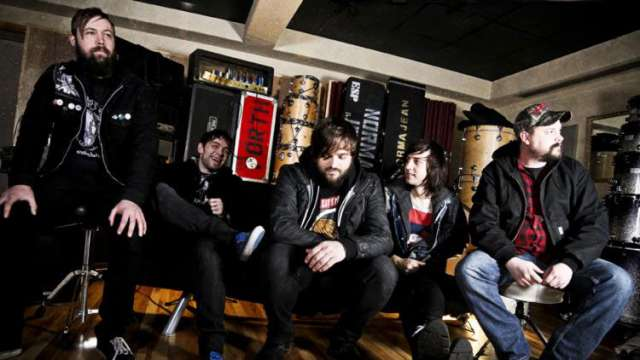 Norma Jean Announces Spring U.S. Tour with He Is Legend