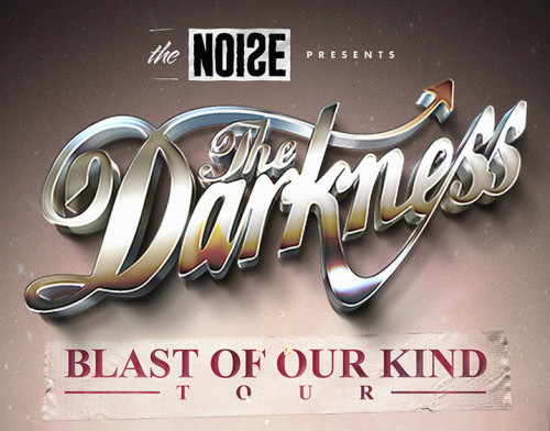 """The Darkness' """"Blast Of Our Kind Tour"""" – Ticket Giveaway"""