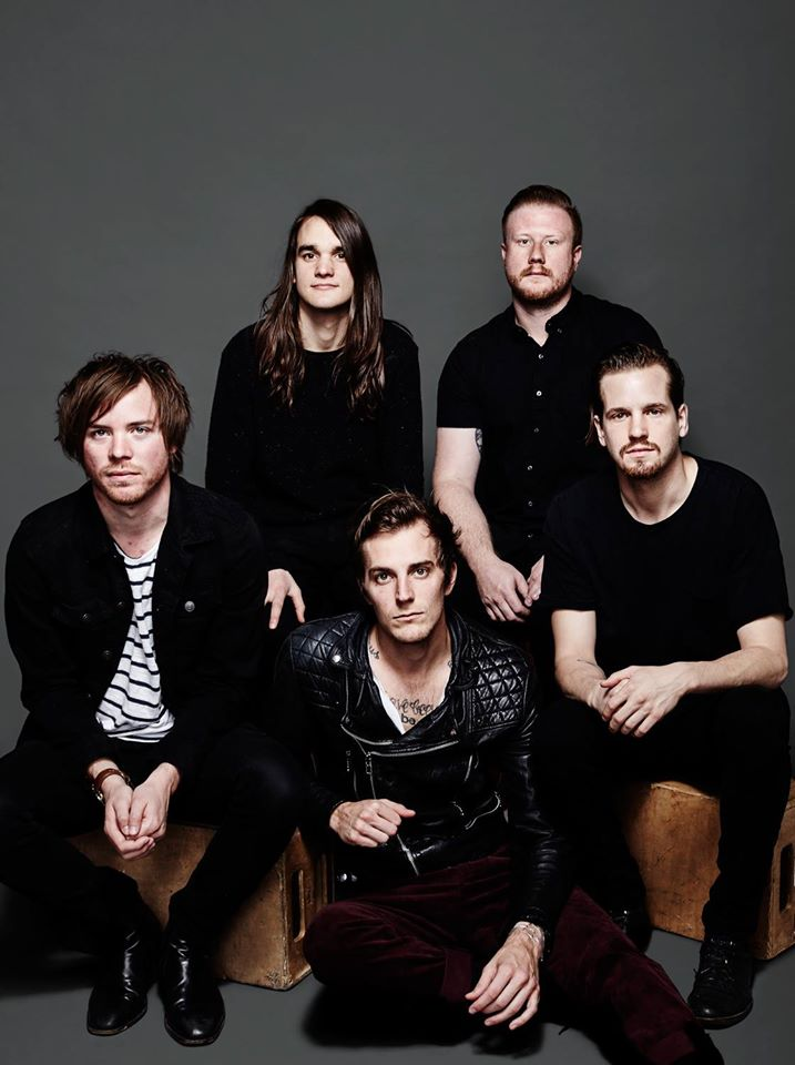 Get Excited For Vans Warped Tour 2016 With The Maine