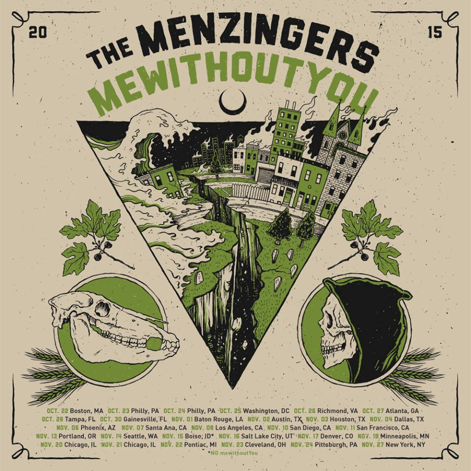 The-Menzingers-mewithoutYou-Coheadlining-Tour-poster