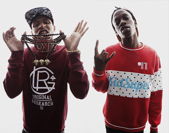 The Underachievers Announce 2016 European Tour