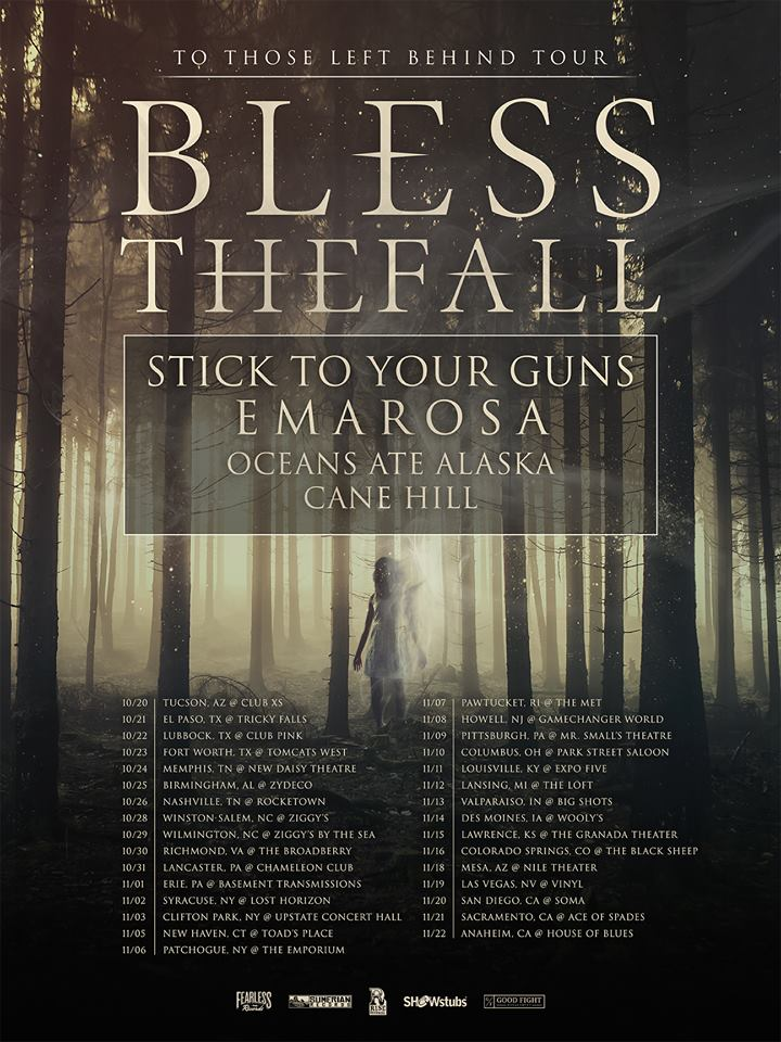 Blessthefall-To-Those-Left-Behind-Tour-poster