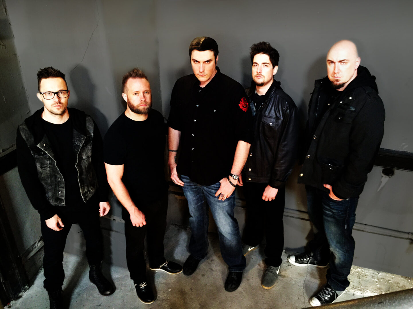 Breaking Benjamin Announce Co-Headlining Tour with Shinedown