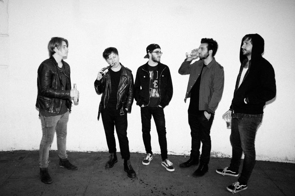 "Nothing But Thieves Announce ""Under My Skin Tour 2016"" in the UK"