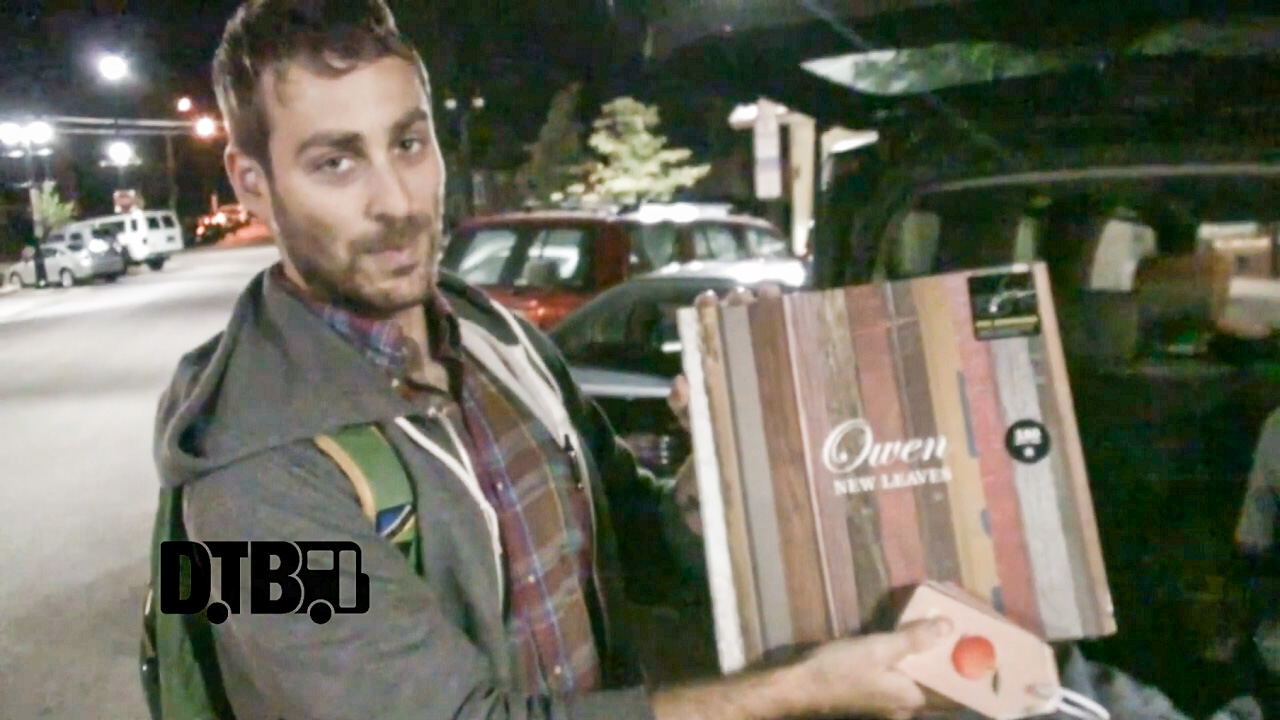 Owen / Mike Kinsella (of American Football) – BUS INVADERS (The Lost Episodes) Ep. 63 [VIDEO]
