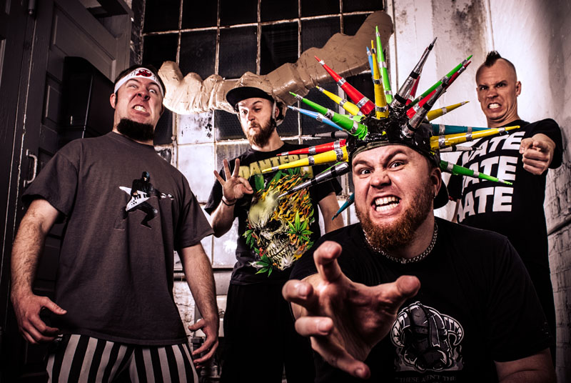 "Psychostick Announces ""The (Really) Ugly Americans Tour"" with Dog Fashion Disco"