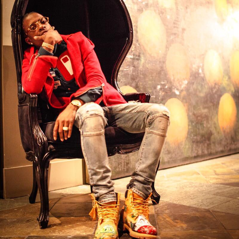 "Rich Homie Quan to Headline the ""Scream Nation: Back 2 School Fest"""