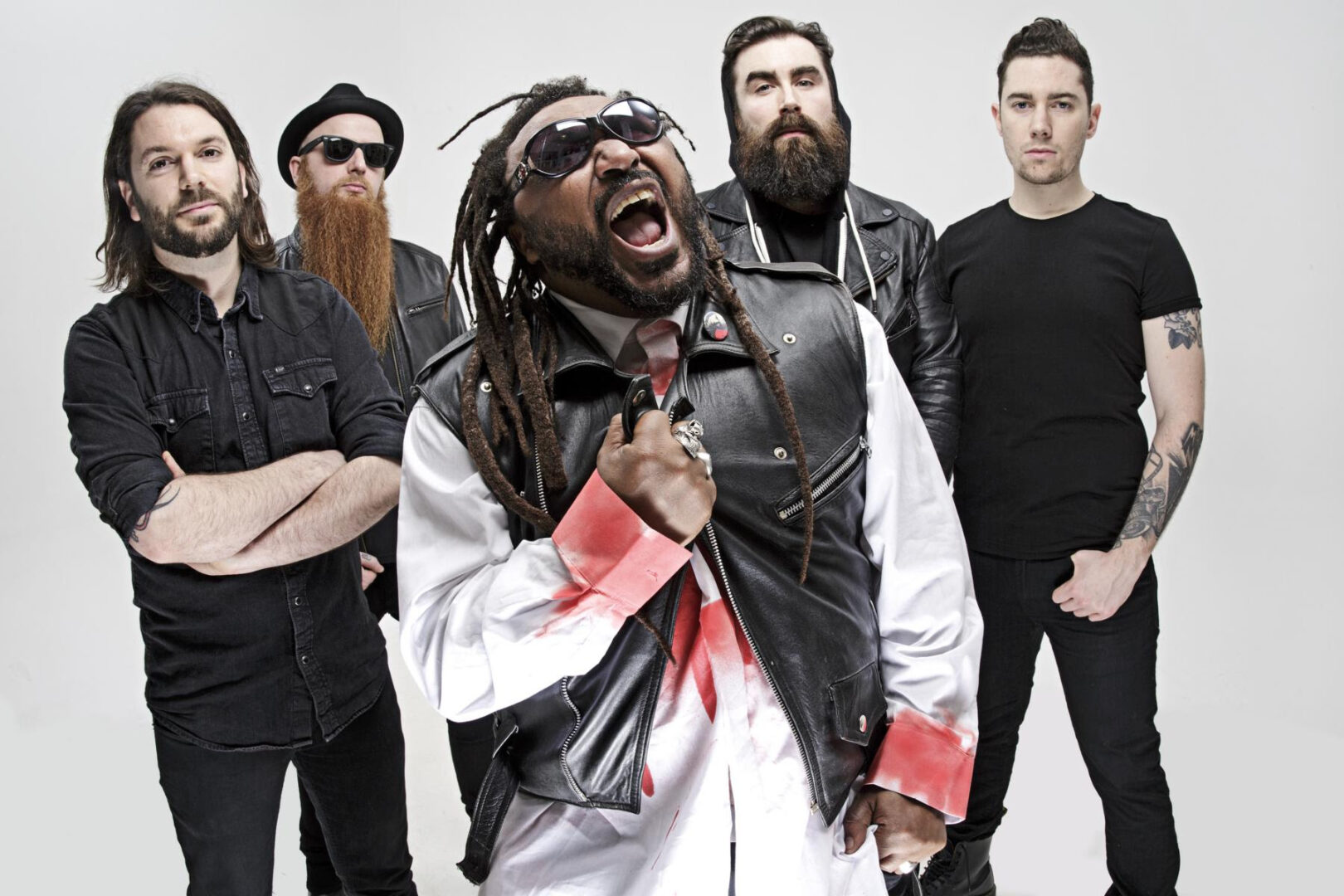 "Skindred Announces the U.S. ""Pump Up The Volume Tour"""