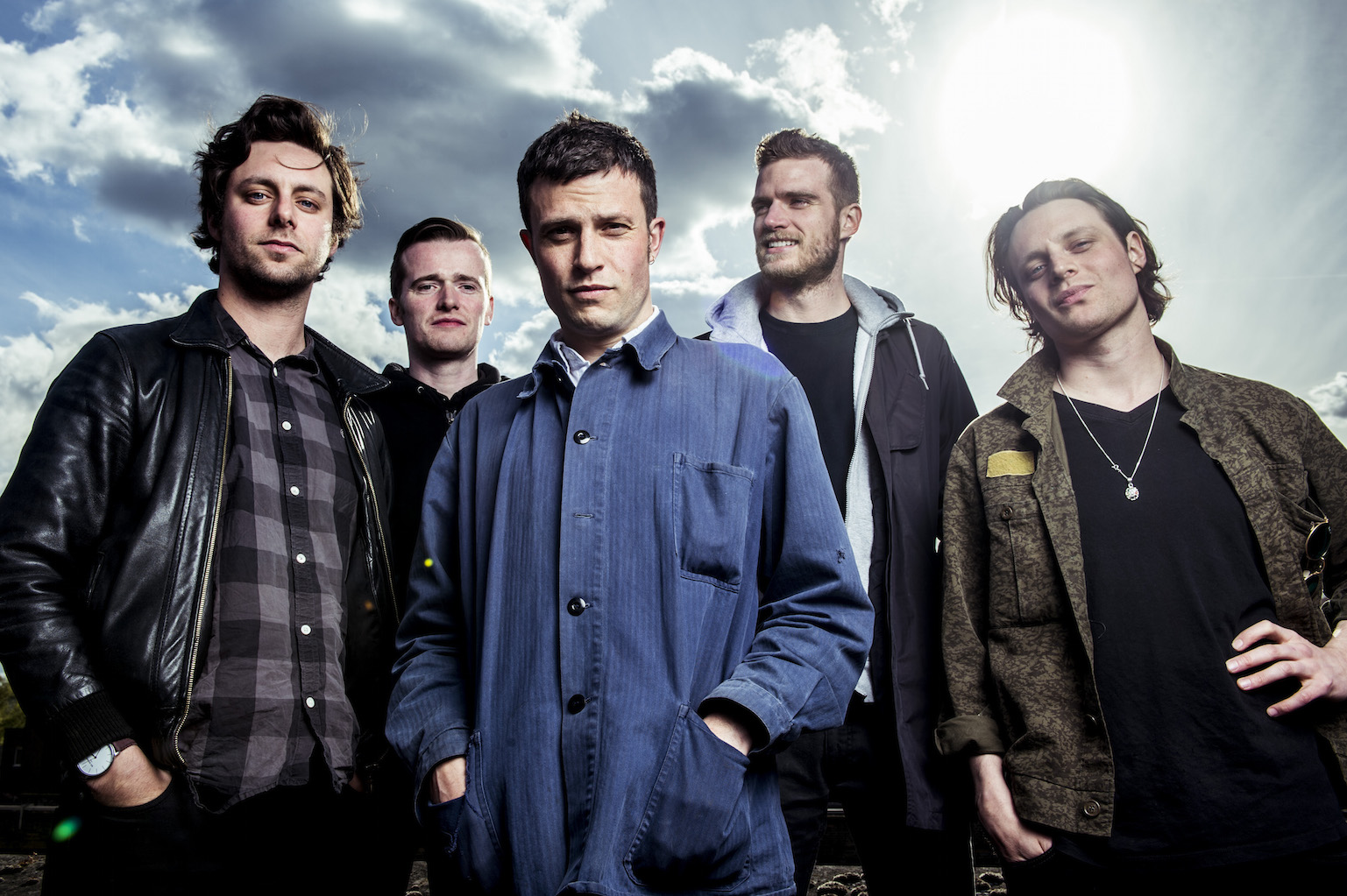 The Maccabees Announce Fall U.S. Tour