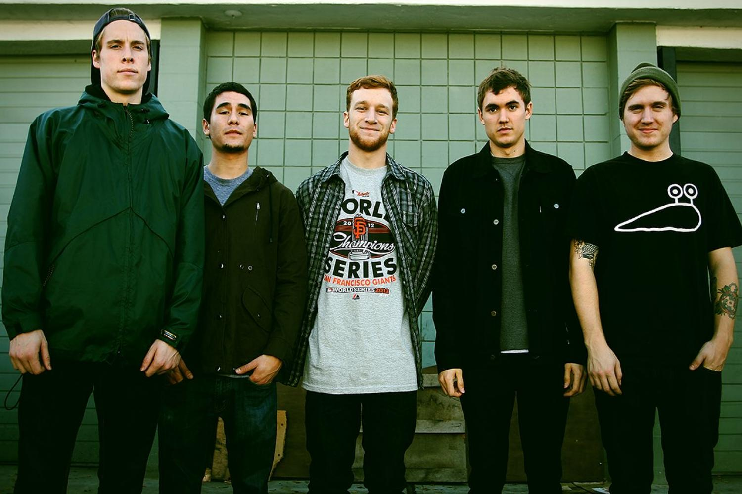 The Story So Far Announce North American Fall Headline Tour