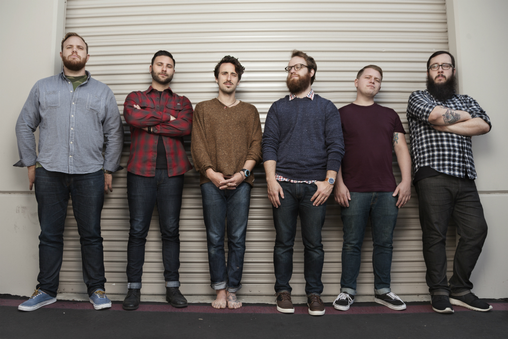 The Wonder Years Announce Co-Headlining Tour With Motion City Soundtrack