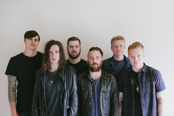 "Underoath Adds Caspian to North American ""Rebirth Tour 2016"""