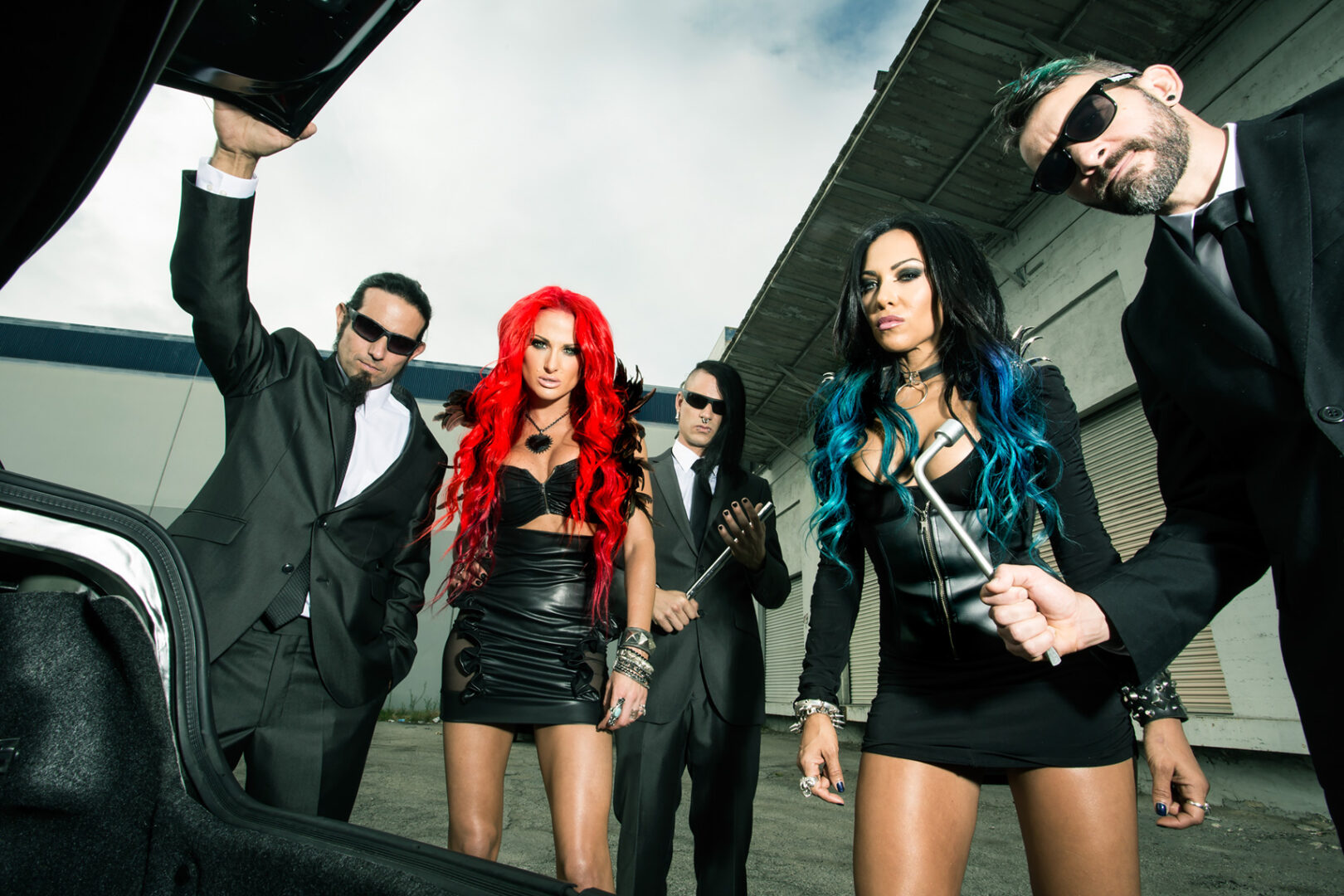 Butcher Babies Announces U.S. Tour