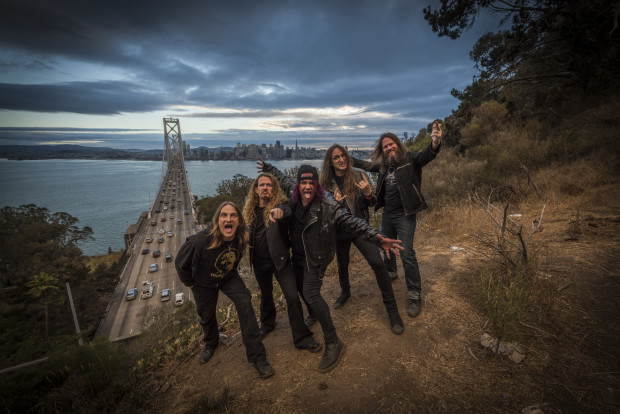 Exodus' Fall North American Tour – GALLERY
