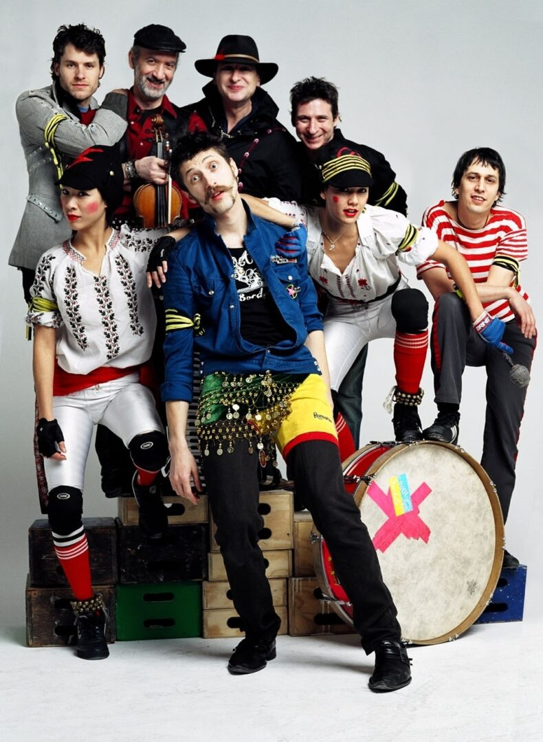 "Gogol Bordello Adds Dates to ""Gypsy Punks: Underdog World Strike 10th Anniversary Tour"""