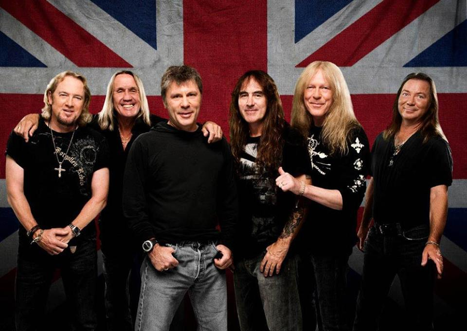 """Iron Maiden Announce the """"Book Of Souls World Tour"""""""