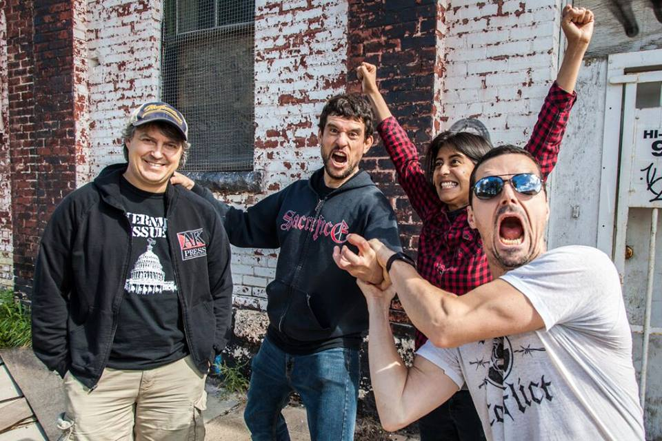 Propagandhi Announces Brief Canadian Tour