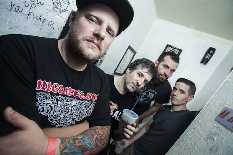 "Shai Hulud Added to Funeral For A Friend's ""Last Chance To Dance Tour"""