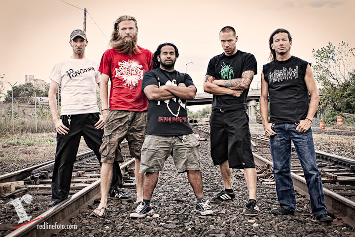 "Battlecross Announces the ""Winter Warriors Tour 2015"""
