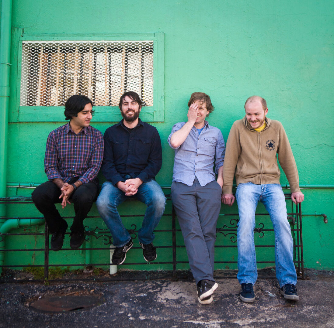 Explosions in the Sky Announce UK/Ireland Tour