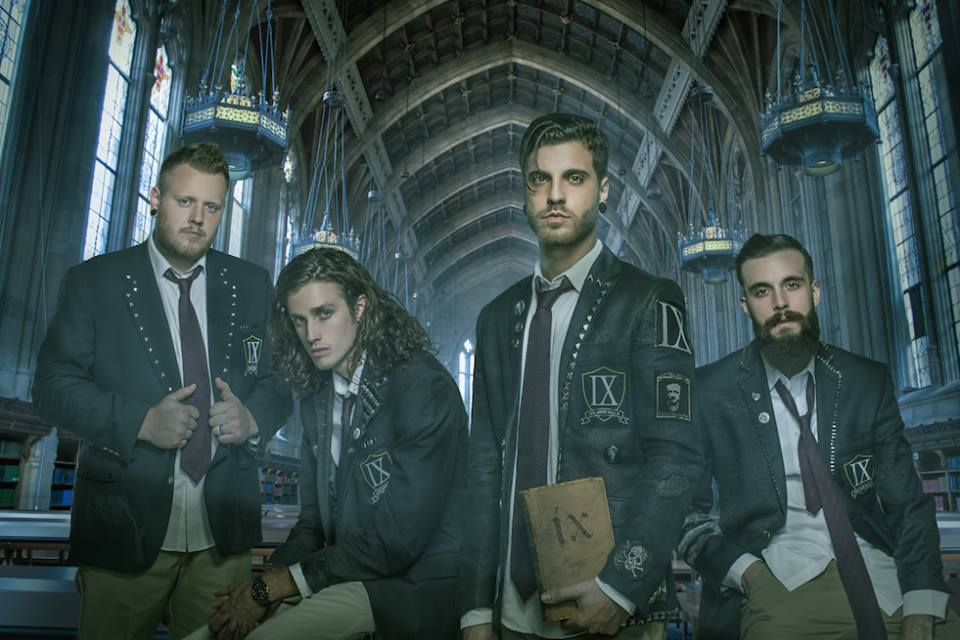 "Ice Nine Kills Announces ""The Hell in the Hallways Tour Pt. 2"""