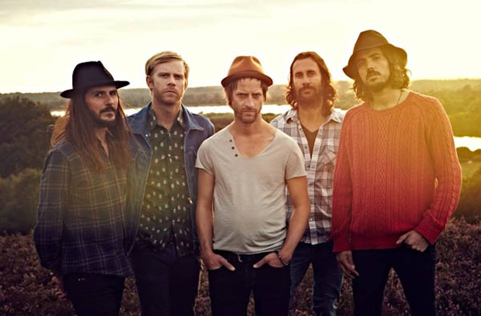 The Temperance Movement Announce UK Tour